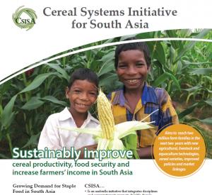 CSISA Flyer image