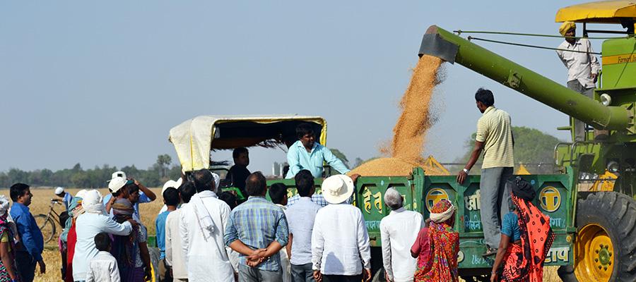 Public harvesting