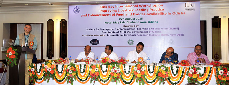 ILRI Odisha Workshop