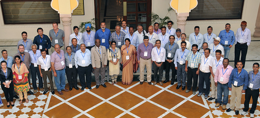 Wheat Breeders Meeting
