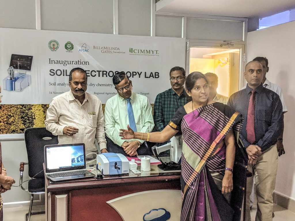 Cereal Systems Initiative for South Asia (CSISA) » India-news